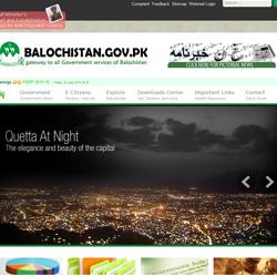 Online Publications - Balochistangovpk