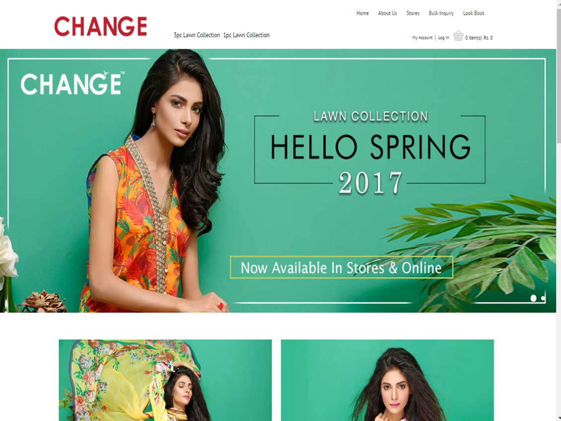Change Clothings