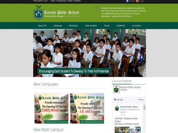 Karachi Public School