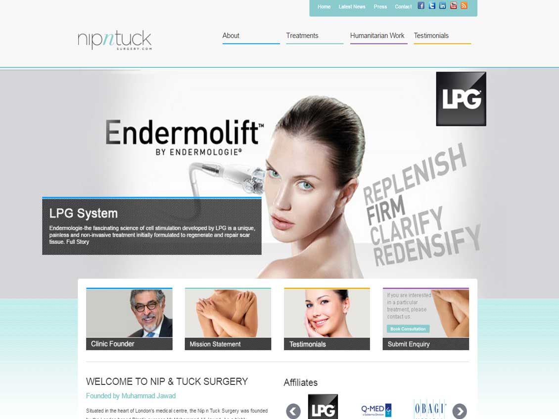 Nip n Tuck Surgery
