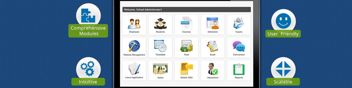 School Management Systems, Best School Administration