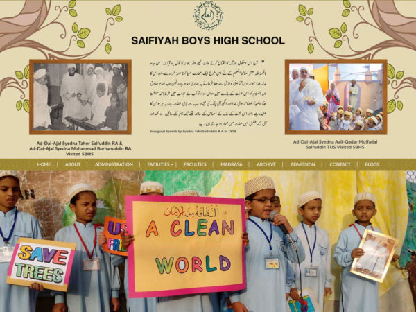 Saifiyah Boys High School