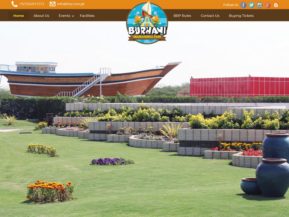 Burhani Recreational Park